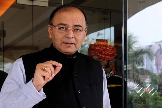 BJP leader Arun Jaitley. Photo: Pradeep Gaur/Mint
