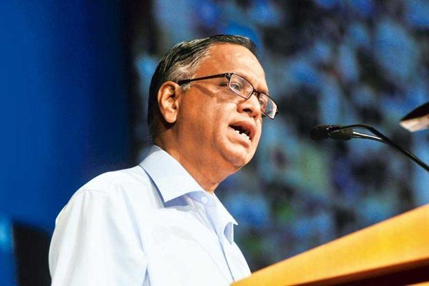 N.R. Narayana Murthy. Photo: Aniruddha Chowdhury/Mint.