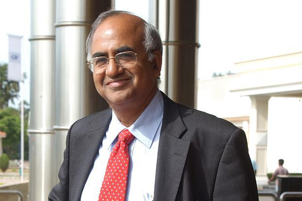 S. Mahalingam, executive director and CFO, Tata Consultancy Services Ltd. Photo: Sharp Image