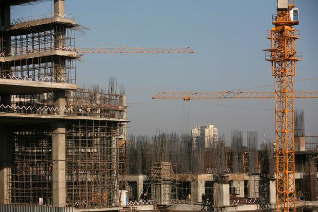 Market conditions have been muted for cement firms since last year, with slower sales of new buildings. Photo: HT
