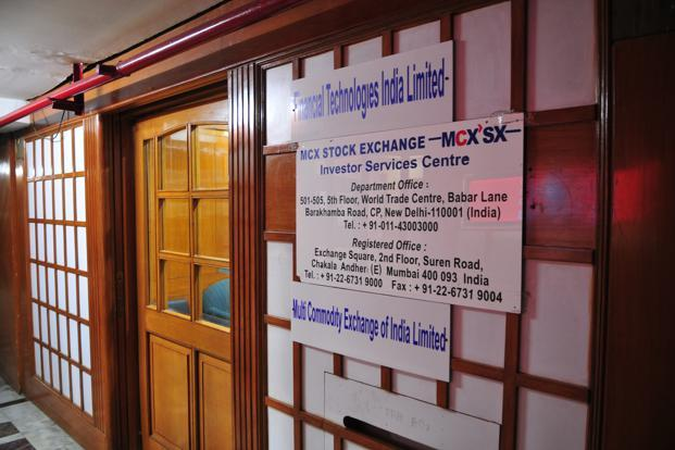 The entry of MCX-SX sets up a battle with NSE, once an upstart itself. After starting stock trading in 1994, NSE overtook BSE several years later, in large part by introducing new derivative products. Photo: Ramesh Pathania/Mint