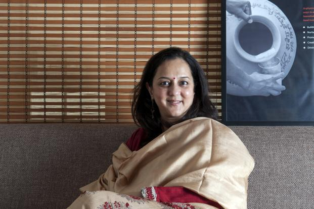 Rohini Nilekani, founder and chairperson of Arghyam. Photo: Aniruddha Chowdhury/Mint