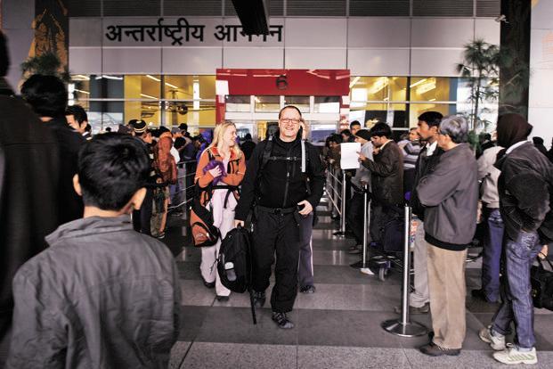 Forex new delhi airport