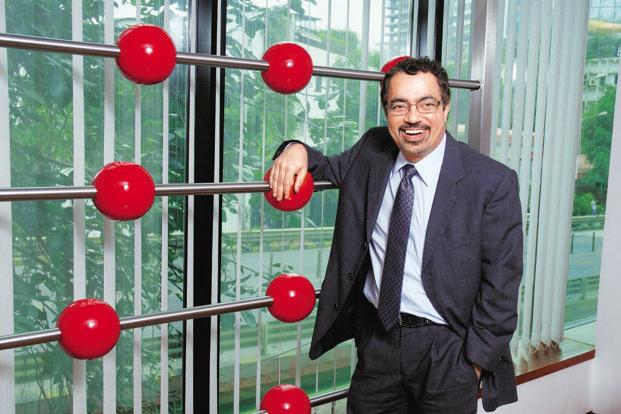 Ambit's CEO Ashok Wadhwa. One of Wadhwa's strengths is his ability to foster relationships and sustain them in the long run.