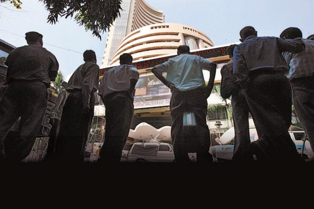 A file photo of BSE building in Mumbai. Photo: HT