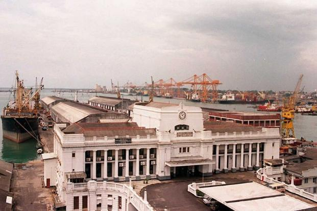 Sri Lanka's December imports fell 19.4% to $1.51 billion while exports declined 6.7% to $871 million. Photo: AFP (AFP)
