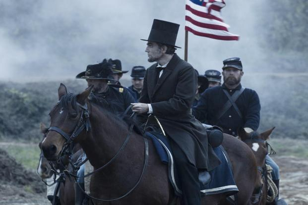 A still from the movie 'Lincoln'.