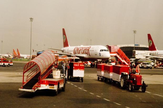 Senior managers of Kingfisher Airlines say they hope to restart the airline by the summer. Photo: Mint