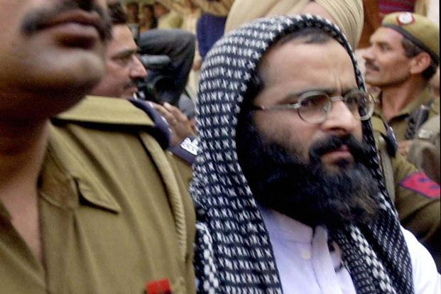 A file photo of Afzal Guru. Photo: PTI