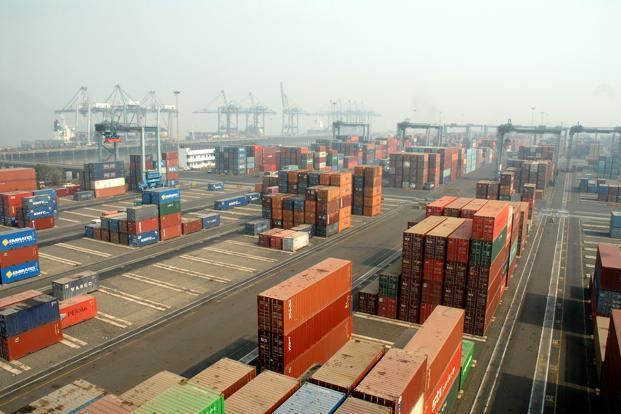 The trade deficit widened to $20 billion from $16.7 billion a year ago. Photo: Mint