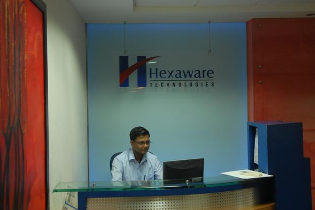 Hexaware's shares have fallen by nearly 24% since its profit warning and investors now seem to be relieved that things haven't turned out to be worse than expected. Photo: Hemant Mishra/Mint