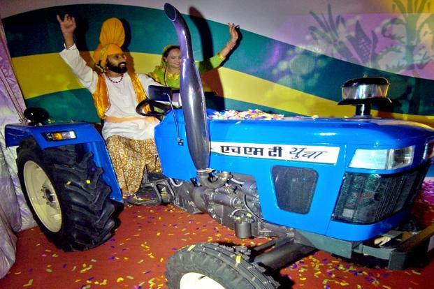 HMT Ltd has been involved in the business of manufacturing tractors and watches. Photo: AFP
