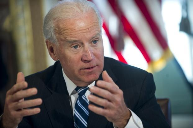 US vice-president Joe Biden said there was an unprecedented sense of urgency among police and officials to enact gun control laws. Photo: AFP