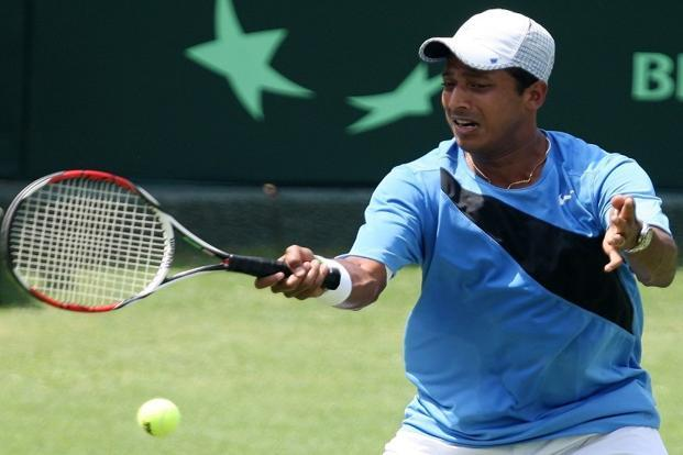 Tennis player and founding member of Indian Tennis Players' Association (ITPA) Mahesh Bhupathi. Photo: AFP