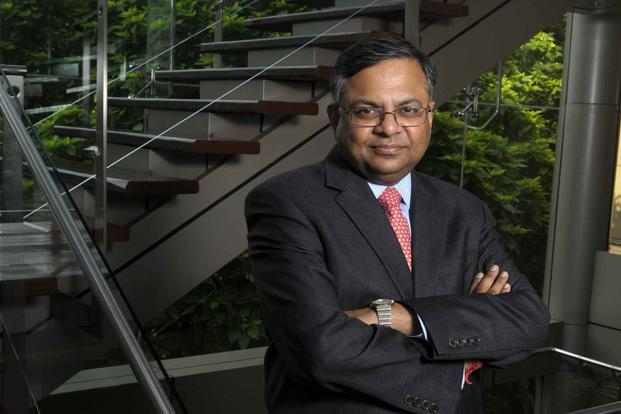 Nasscom chairman N. Chandrasekaran said the Indian IT-BPM industry has demonstrated resilience and agility in the past year. Photo: Abhijit Bhatlekar/Mint