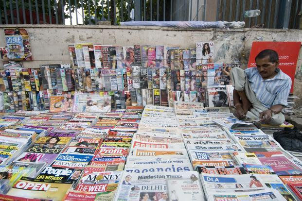 According to the Indian Readership Survey (IRS) for the third quarter, Hindustan Times' average issue readership (AIR) grew 5% to 3.79 million from 2.3 million in the year before. The newspaper retained its leadership position in Delhi NCR, and consolidated its No. 2 position in Mumbai. Photo: Ramesh Pathania/Mint