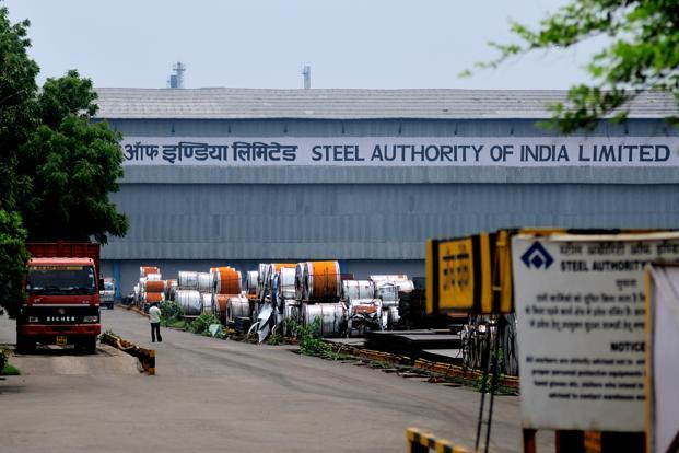 Global cues will have a bigger impact on the company. China's recovering appetite for steel and its eventual impact on global prices is one key factor. Photo: Priyanka Parashar/Mint
