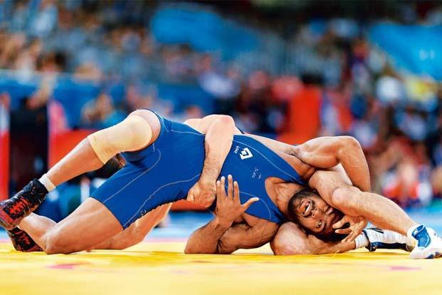 Yogeshwar Dutt says they will fight to retain the sport in the Games. Photo: Paul Gilham/Getty Images