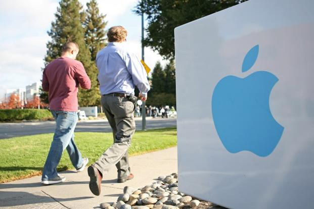 Apple faces a 3 June trial date over civil allegations by the US department of justice that it conspired with five publishers to raise the price of e-books. Photo: AFP
