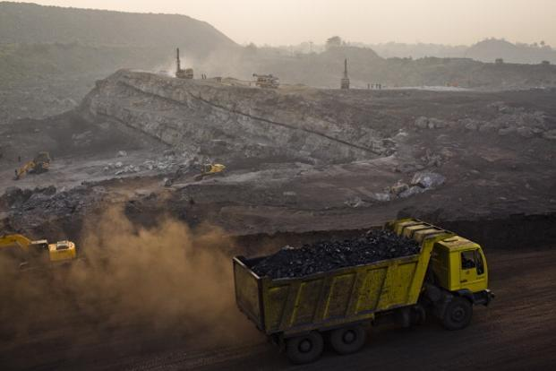 Mineral fuels, mineral oils and products of their distillation including products like coal and oil accounted for 16.92% of the total percentage share of India's exports of top ten commodities during 2010-11. Getty Images