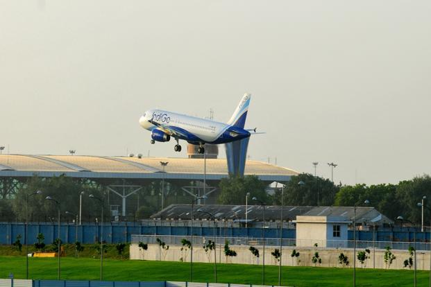 IndiGo plans to induct three of the five cleared planes this year and two more in this fiscal . Photo: Ramesh Pathania
