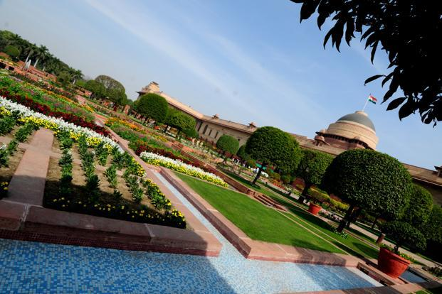 Differently-abled and visually-impaired people can visit the gardens till March 19. There are special days for personnel from the armed forces as well.
