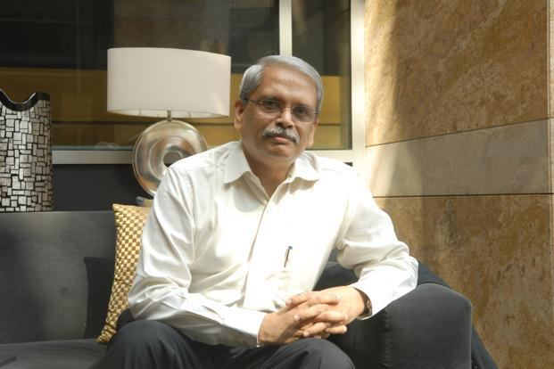 The industry will have to prepare itself to provide services based on a very different model, says Infosys co-chairman Gopalakrishnan. Photo: Hemant Mishra/Mint
