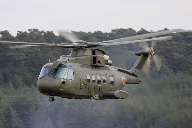 IRL spokesperson says the firm has no connections with the Indian Air Force purchase of AW101 helicopters.