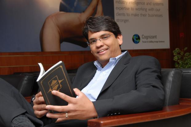 Cognizant Technology Solutions chief executive Francisco D'Souza.