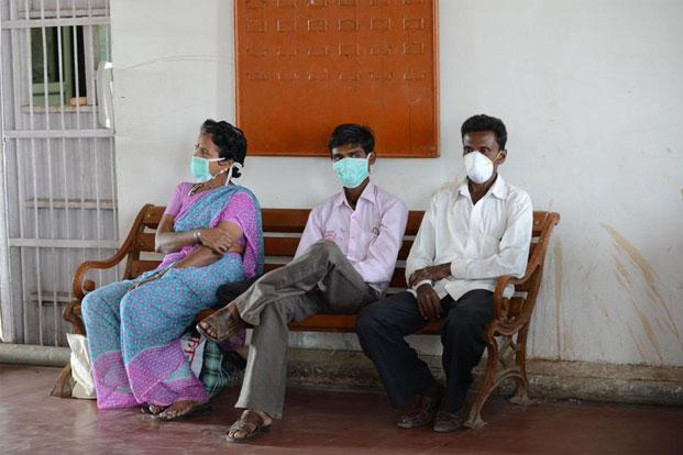 As per latest reports from the health ministry, over 700 cases have been reported in India. Photo: AFP
