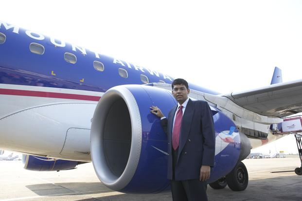 M. Thiagarajan, chairman of Paramount, which shut shop under financial duress in 2010, had met India's director general of civil aviation in January to restart the regional airline that operated in southern India. Photo: Mint (Mint)