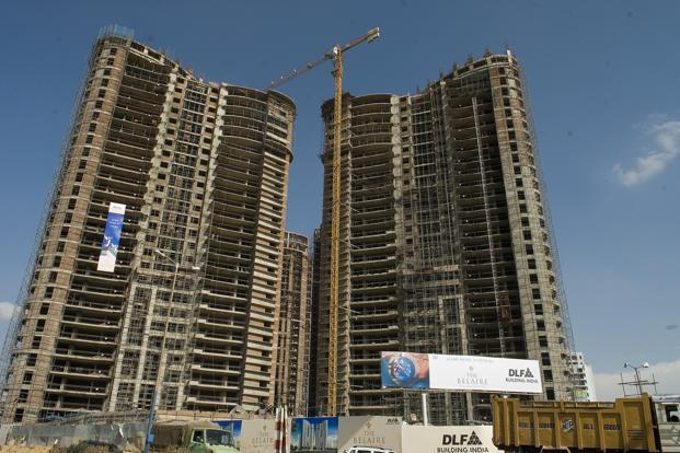 DLF's financials are not strictly comparable with that of the previous quarters. Photo: Mint
