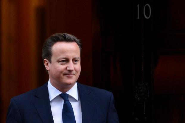 British Prime Minister David Cameron is at the head of a delegation of more than 200 people that's currently visiting India, the largest to any country from the UK. It includes 110 British businessmen. Photo: AFP