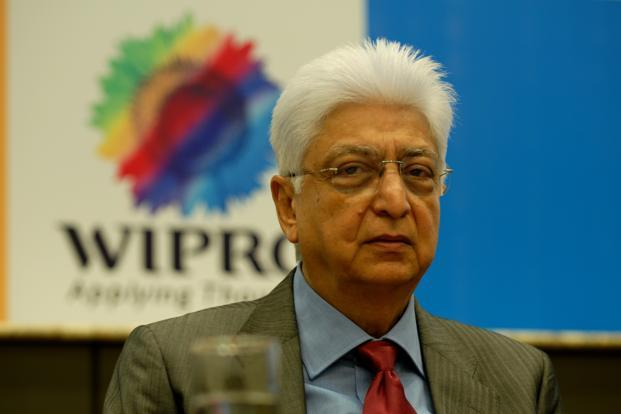 In December 2010, Premji donated 8.7% of Wipro's total stock, or about $2 billion at the time, from his personal holdings in the company to create an endowment for his Azim Premji Foundation. Photo: Hemant Mishra/Mint