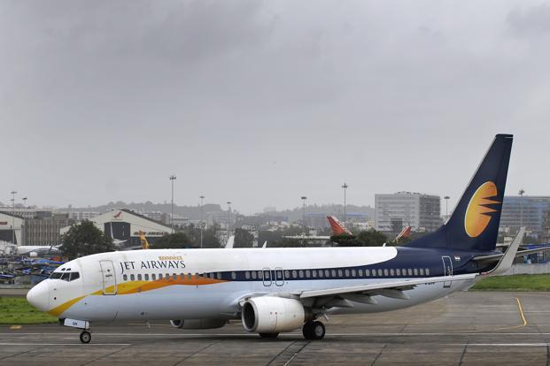 Jet Airways' sale will require passengers to book tickets between 19-24 February for any domestic flights up to 31 December. Photo: Abhijit Bhatlekar/Mint