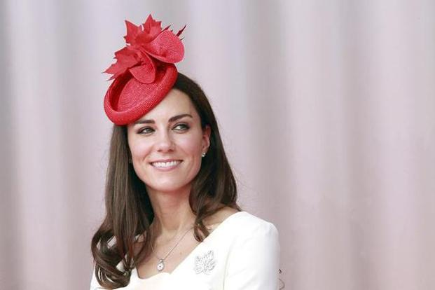 Catherine, Duchess of Cambridge, takes part in Canada Day celebrations in Ottawa on 1 July 2011. Photo: Chris Wattie/Reuters