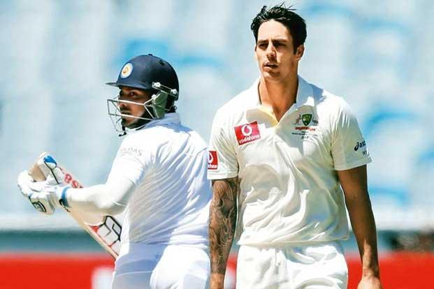 Mitchell Johnson. Photo: Michael Dodge/Getty Images.