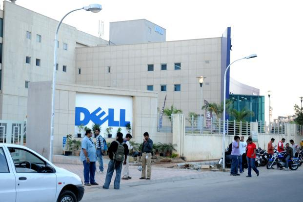 Dell posted net income of $530 million, or 30 cents a share, in its fiscal fourth quarter on revenue of $14.3 billion. Photo: Mint
