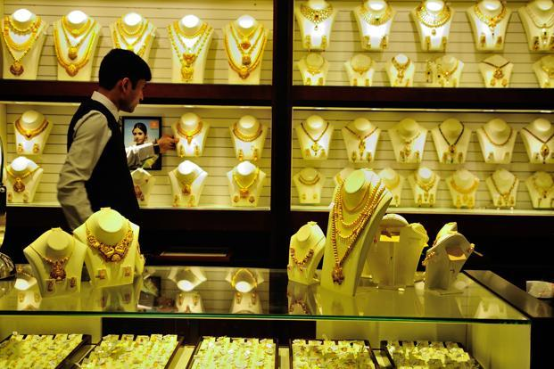 India's total gold jewellery imports were $1.45 billion in 2011/12, with Dubai and Hong Kong among the lead exporters. Photo: Priyanka Parashar/Mint