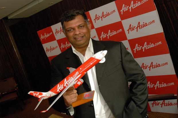 Tony Fernandes, chief executive officer of AirAsia Bhd. Photo: Ashesh Shah/Mint
