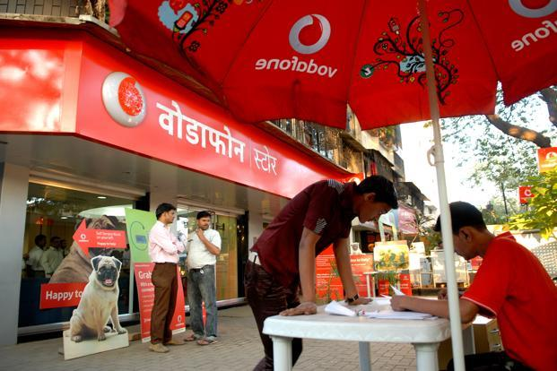 In December, Vodafone had sought an extension of its licences for the Delhi, Mumbai and Kolkata service areas, which are coming up for renewal in November 2014. Photo: Hemant Mishra/Mint