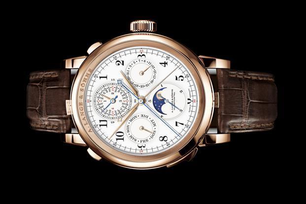 Million Pound Watch