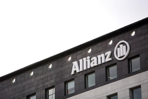 Allianz said all divisions achieved double-digit percentage growth in operating profit. Photo: AFP (AFP)