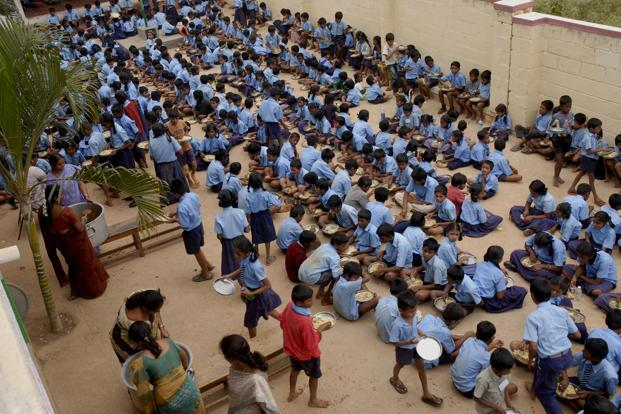 India's experience with implementing the Mid-Day Meal (MDM) Scheme is a good case study on how this capability trap unfolds. Photo: Hemant Mishra/Mint
