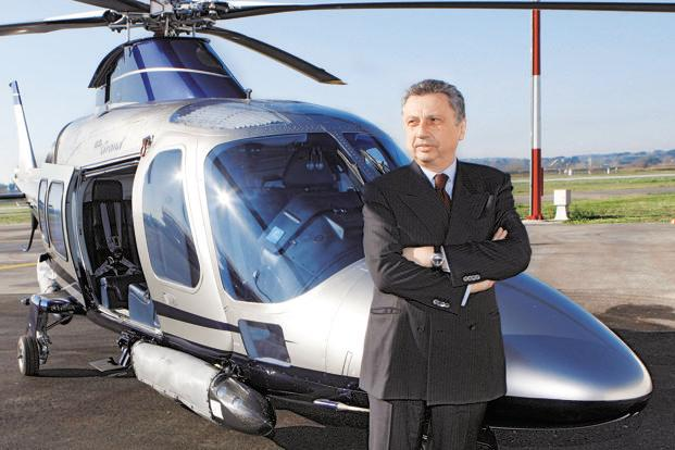 The company has been shaken by the arrest of Giuseppe Orsi who has been stripped of his CEO role on alleged fraud and tax evasion related to the sale of 12 AW101 helicopters to India. Photo: Reuters