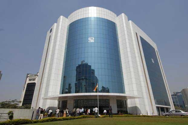 Sebi headquarters building in Mumbai.