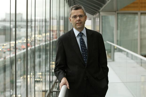 At Vodafone from 2008 to 2012, Michel Combes had to cut costs and market innovatively to cope with a slump in consumer spending in southern European markets. Photo: Reuters