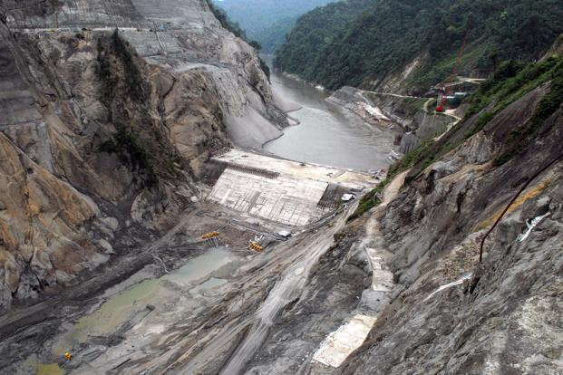 Any delay in the construction of hydropower projects in the region, particularly on rivers originating in China, will affect India's strategy of establishing its prior-use claim, according to international law. Photo: Indranil Bhoumick/ Mint
