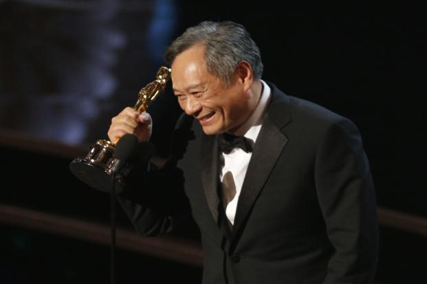 Ang Lee wins best director Oscar for 'Life of Pi' - Livemint