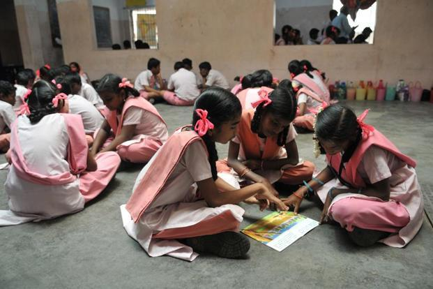 poor education system in india
